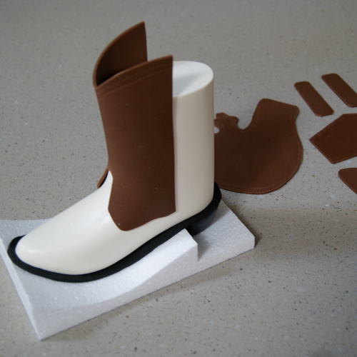 Cakestructure Cowboy Boot Kit Chf76 00